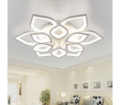 Люстра светильник потолочный с пультом Сhamomile LED - Хай Тек