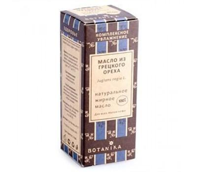 Грецкого ореха 100% жирное масло 30 мл (кор 30 шт)