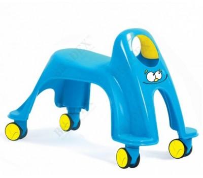 Каталка детская «ВИХРЬ» голубой (Neon Whirlee)