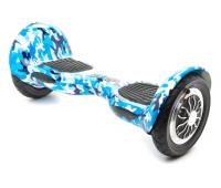 "Гироскутер Smart Balance Wheel SUV 10 (Blue Khaki)"" + APP & Balance"