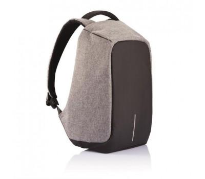 Рюкзак-антивор BOBBY (Цвет: Тёмно-серый )