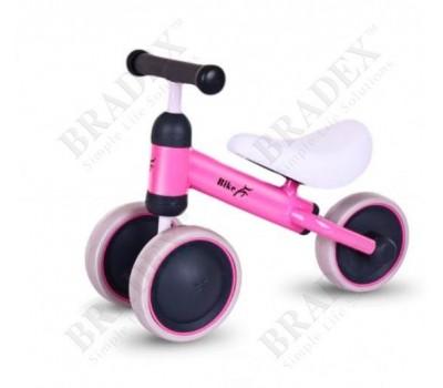 Каталка детская «ДВИЖЕНИЕ» розовый (HD-150 Whirlee)