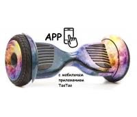 "Гироскутер Smart Balance 10"" new wheel (Space) + APP & Balance & TaoTao"