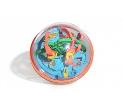 Игрушка-головоломка детская «ШАР-ЛАБИРИНТ» (3D Perplexus)