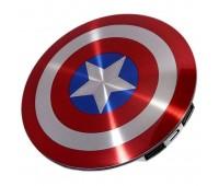 Marvel Captain America`s Shield Power Bank Внешний аккумулятор 6800mAh