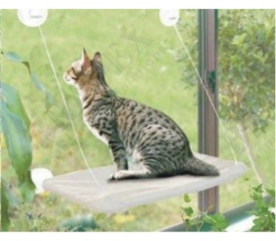 Лежанка подвесная для кошек «ТЕПЛОЕ МЕСТЕЧКО» (Sunny seat)