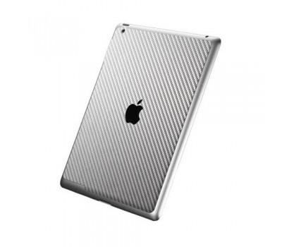 Защитная пленка-скин SGP SGP09042 Cover Skin премиум для iPad 2/3/4 карбон, серый