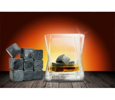 Камни для Виски 9шт в подарочной упаковке