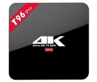 Invin T96 Pro 4k android TV box приставка смарт ТВ