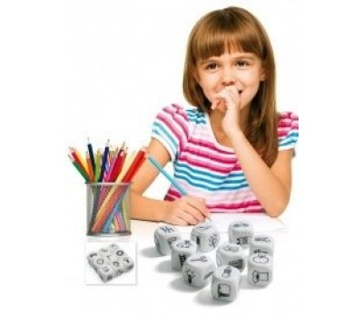 Игра настольная «КУБИКИ ИСТОРИЙ» (Story cubes)