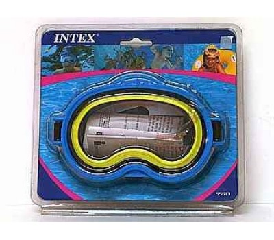 55913 Intex Маска для плавания Sea Scan от 8 лет 2цвета