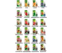 Жидкость ECO Multifruit Мультифрукты (10 мл, 0% никотин)