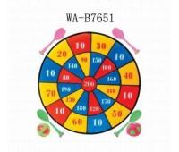 Набор для игры в Дартс, 51х43х1см