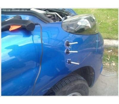 Автомобиль для укладки покрытия кузова Ущерб Ремонт Removal Tool Клеевой Пистолет DIY краска Уходу За Автомобилем Инструменты Для Ремонта Комплект исправить поп вмятину G40