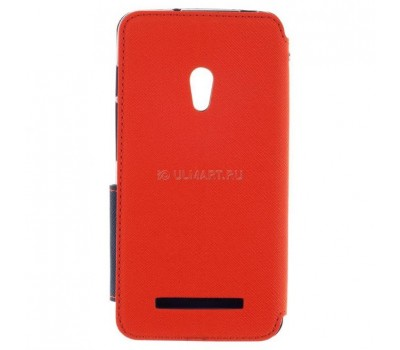Asus ZenFone 5, книжка, Roar, оранжевый