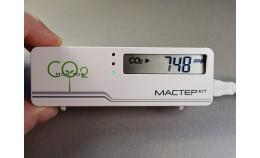 Детектор углекислого газа МАСТЕР KIT MT 8057